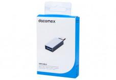 DACOMEX Adaptateur USB 3.1 Gen1 Type-A - Type-C