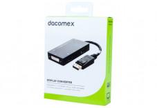 DACOMEX Convertisseur DisplayPort 1.1 vers HDMI, DVI ou VGA