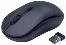 DACOMEX M220W Mini souris optique sans fil nano USB noire