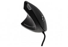 DACOMEX Souris verticale gaucher V150UG USB noire