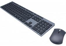 DACOMEX Pack clavier & souris KM800-WBT Bluetooth et 2.4 Ghz
