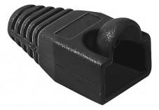 Manchons noir diam 5,5 mm (sachet de 10 pcs)