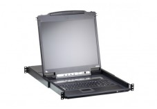 Aten CL5708iN console lcd 19' kvm ip 8 ports VGA/USB-PS2