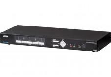 ATEN PREMIUM CM1164A KVM MOSAÏC DVI/USB/Audio 4 PORTS