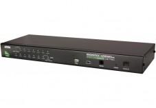 ATEN CS1716A switch KVM VGA-USB/PS2 cascadable 16 ports