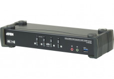 Aten CS1924M switch KVM Double écran DP 1.2 + HDMI 2.0/USB- 4 ports