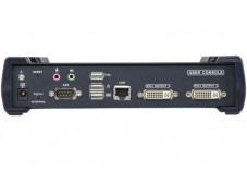 Aten KE6940 Prolongateur KVM Double Écran DVI / USB sur IP
