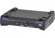 Aten KE6940R Prolongateur KVM Double DVI/USB IP - Récepteur