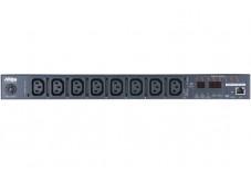 Aten PE8108G multiprise rackable PDU IP 8xC13 Switch+Mesures