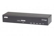 Aten CN8600 ACCES A DISTANCE KVM IP DVI/USB/RS232