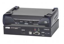 Aten PREMIUM KE8952 Extension KVM HDMI 4K / USB sur IP Gigabit PoE