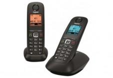 Gigaset A540 téléphone DECT noir - DUO