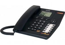 Alcatel temporis 880 téléphone lcd avec prise casque