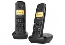 Gigaset A170A Téléphone sans fil avec répondeur - 1 combiné