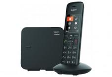 GIGASET C570 Téléphone DECT - base + combiné noir