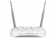 Borne WiFi 11n 300M TP-Link Multi-modes 2 ant. démontables