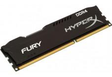 Mémoire HyperX Fury Noir DIMM DDR4 2400MHz 4Go