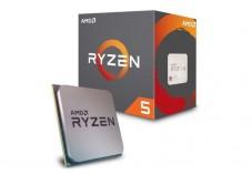 AMD Ryzen 7 2700X - Octo core - 3,7 GHz - Socket AM4