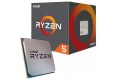 AMD Ryzen 5 2600X - Hexa core - 3,6 GHz - Socket AM4