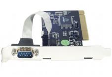 Carte PCI 1 port série RS-232 DB9
