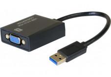 Carte graphique USB 3.0 externe VGA SVGA XGA