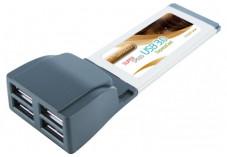 Expresscard 4 ports usb 3.0