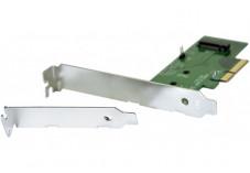 Carte PCI-Express 4X pour 1 SSD M.2 NVMe et AHCI