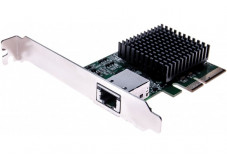 DEXLAN CARTE MULTI-GIGABIT RJ45 10G/5G/2.5G/1G PCIe 4x +LP