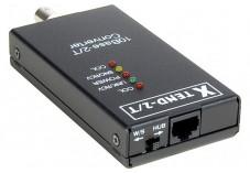 Convertisseur reseau Ethernet RJ45 - BNC