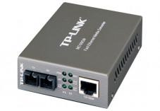 Convertisseur Fibre TP-Link 100Base-TX/100Base-FX - RJ45/SC