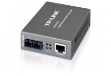 Convertisseur TP-Link RJ45 Gigabit / fibre optique multimode