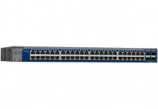 NETGEAR GS752TXS Switch Niv2 48P Gigabit & 4 SFP+ 10G Stackable