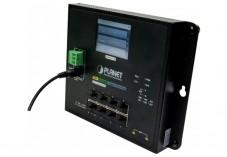 PLANET WGS-5225-8T2SV Switch industriel plat avec LCD 8 ports Gigabit & Fibre