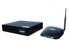 Dscbox mini 15 NETIS serveur log et portail captif
