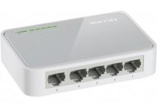 Switch réseau RJ45 10/100 - 5 ports SOHO - TP-Link TL-SF1005D