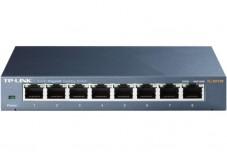 Tp-link TL-SG108 switch metal 8 ports gigabit