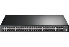 TP-LINK T3700G-52TQ SWITCH NIV.3 48P Giga & 4 SFP & 2 SFP+