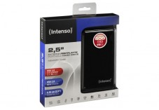 DD EXT. 2.5'' INTENSO MEMORY CASE USB 3.0 - 500Go Noir