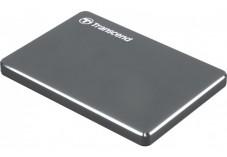 DD EXT. 2.5'' TRANSCEND StoreJet 25C3N Ultra Fin - 2To Gris