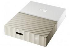 DD EXT. 2.5'' WD MyPassport Ultra USB 3.0 - 4To Blanc/Or