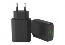CHARGEUR SECTEUR 1 PORT USB QC 3.0