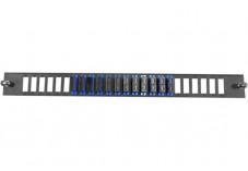 Tiroir optique 19'' monomode 24 sc duplex