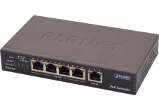 Planet POE-E304 switch 1 Ultra PoE++ vers 4 Gigabit PoE+