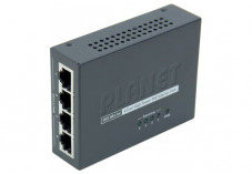 Planet HPOE-460 mini injecteur 4 ports poe 802,3at 120W