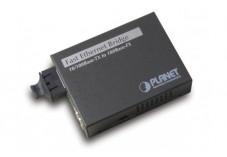 Planet FT-802 convertisseur fibre 100FX 2km SC + LFP