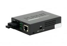 Planet FT-802S15 convert fibre 100FX 15km SC + DDM