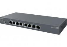 ENGENIUS ECS1008P Switch 8p Gigabit PoE+ Cloud Contrôleur