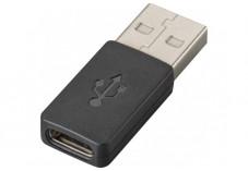PLANTRONICS Adaptateur casque USB Type-C en USB Type A
