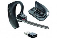 PLANTRONICS Voyager 5200 UC Oreillette BT +clé USB +chargeur