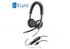 PLANTRONICS blackwire 725 casque USB PC/Mac 2 écout,